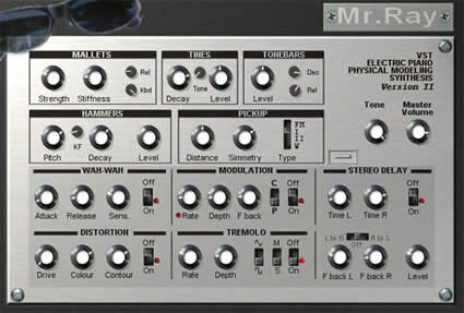 mr ray2 Top Ten Free VST Plugins for Mac & PC