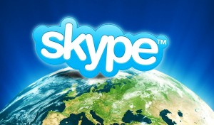 skypeworld 300x176 Musicians   Use Skype To Collaborate Remotely