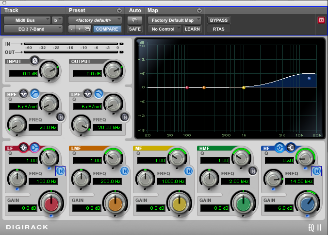 vocal chain A plug 2 Vocal Plugin Chain Set Up   Example 1