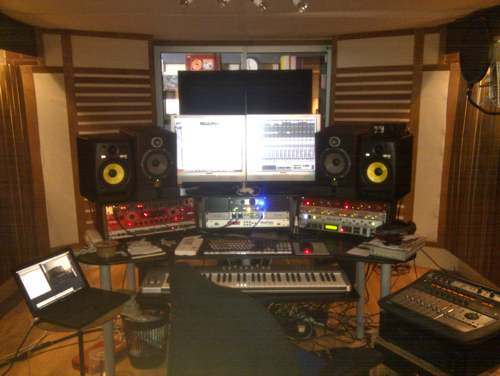 Studio Acoustics - How I Refitted My Home Studio