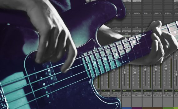 Mixing Bass Guitar: Step-by-Step