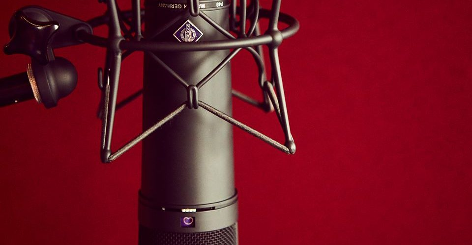 Recording Vocals in Your Home Studio