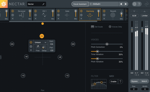 Singing isn't just for vocalists. Learn how to transform your voice into a creative production instrument with Nectar 3 and VocalSynth 2. Follow along with audio examples.