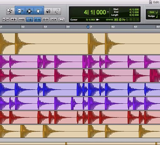 How To Use The New Playlist Comping Features In Pro Tools 2018 copy