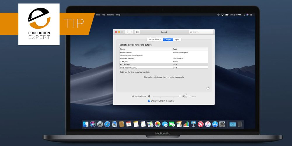 Apple macOS Mojave - The Setting That Might Be Stopping You Record Audio - Fix It Fast Now
