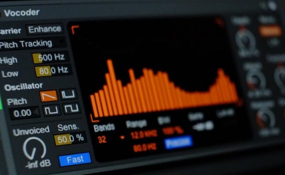Slynk explores the creative possibilities of the Vocoder device